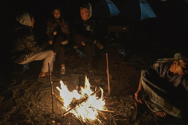 Wanderers & Warriors - Mount Rinjani Trekking Rinjani - Mount Rinjani Trek - Trekking Mt Rinjani