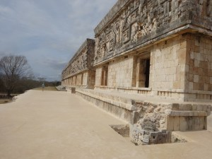 Palace of the Governors. Uxmal