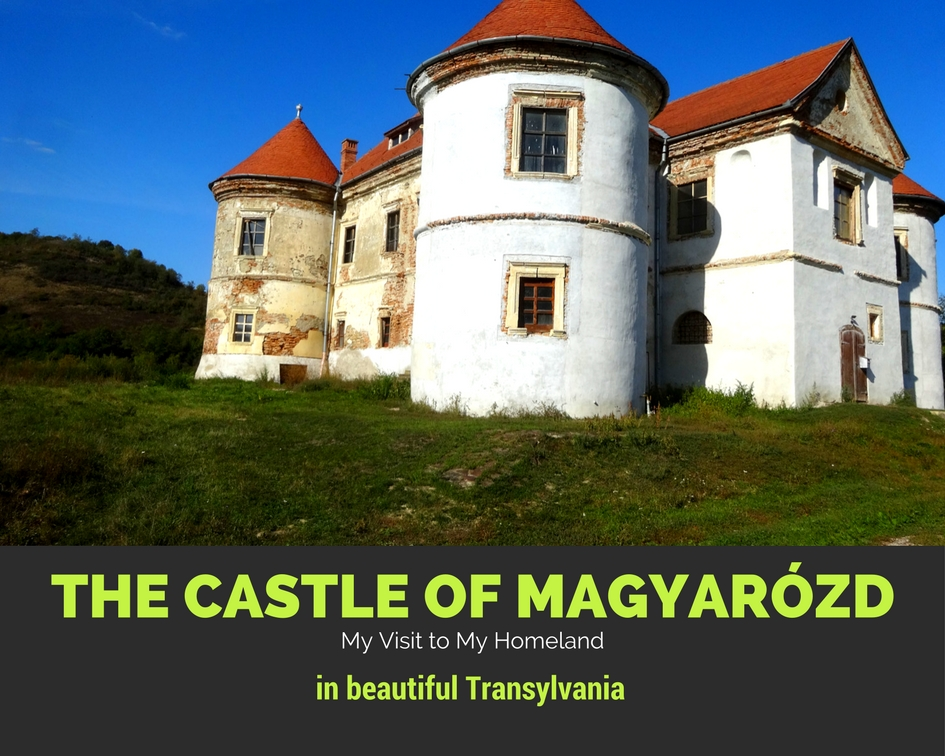 The Castle of Magyarozd in Transylvania