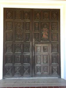 Amerind Museum - Door of the Art Exhibit