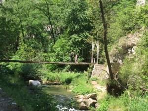 Turda Gorge, Romania.