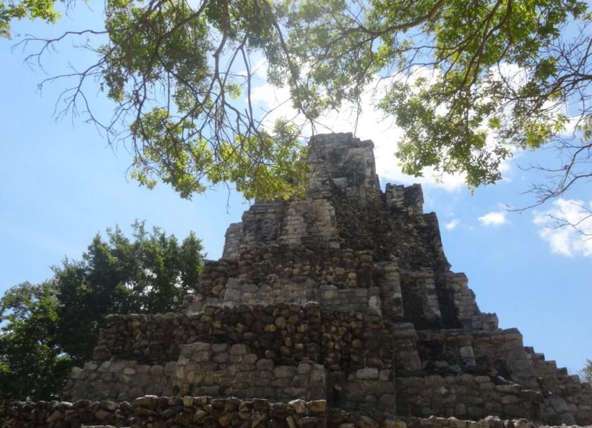 The Pyramid, El Castillo, Muyil