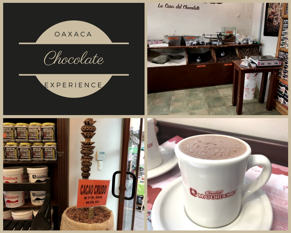 The Chocolate Experience in Oaxaca