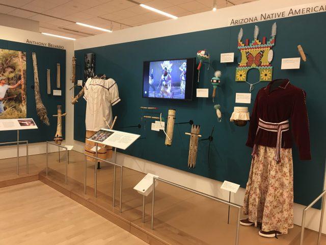 Arizona Native American Exhibit at the MIM