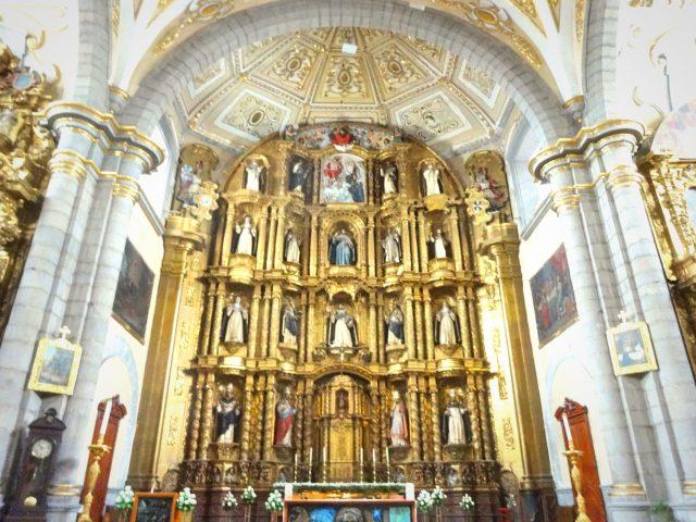 Church of Santo Domingo Puebla
