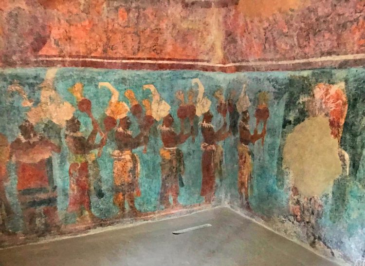 Bonampak Ancient Maya Art At Its Height Wanderer Writes