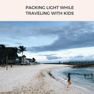 How I Pack for International Travel with A Family of 6
