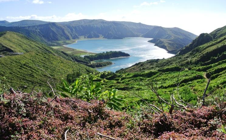 Lagoa do Fogo - Azores