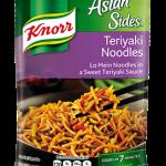 Asian Sides Teriyaki Noodles