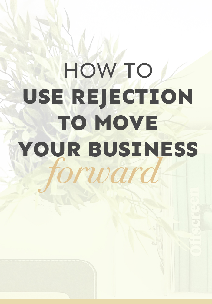 As freelancers, we face rejection on an almost daily basis. If it's getting you down, here are some ways you can turn it around to your advantage and use it to move your business forward. Click through to find out more!
