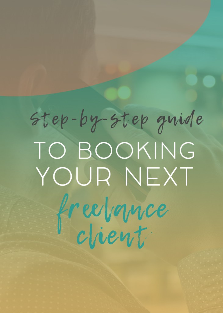 Booking your next freelance client
