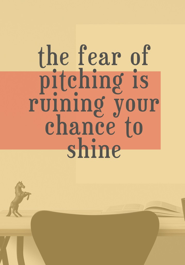 The fear of pitching