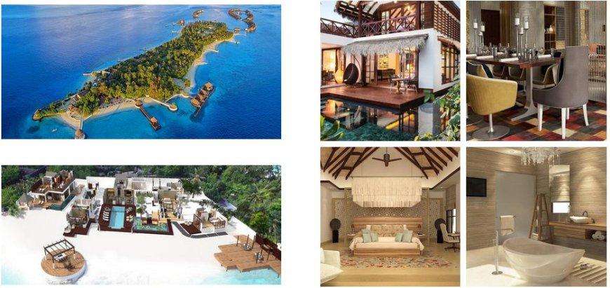Jumeirah Vittaveli Maldives Resort
