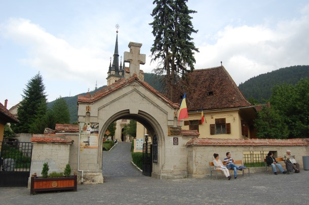 Brasov, Transylvania, castles in Romania, churches in Romania