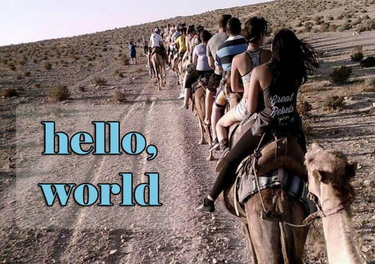 Hello travelers, dreamers, and foodies alike!
