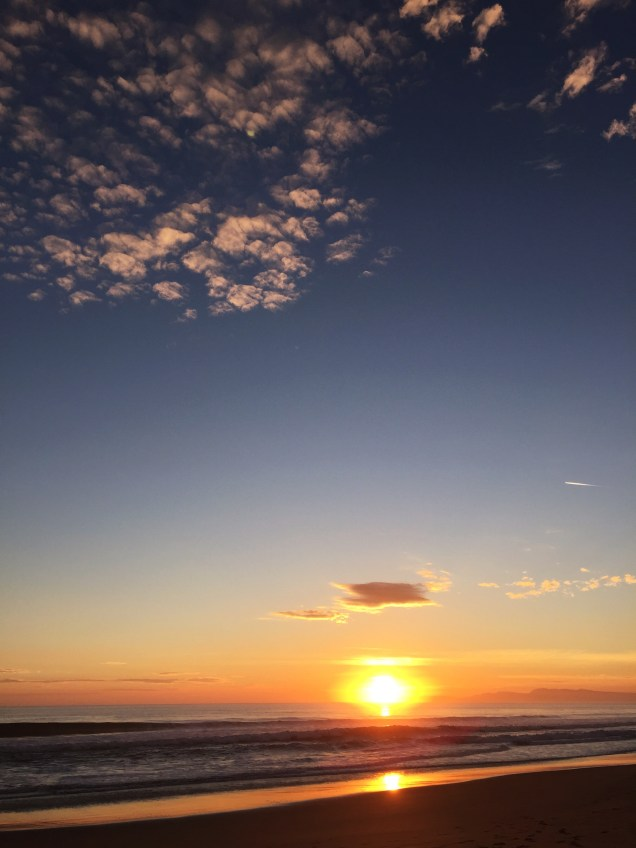 Point Reyes sunset