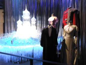 Yule Ball costumes and set