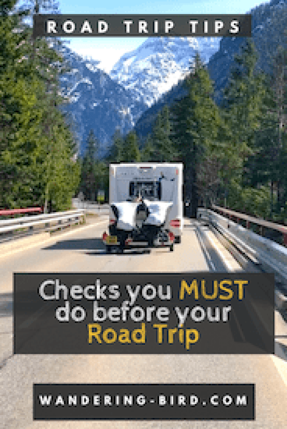 Last Minute Vehicle checks before your European Road Trip. Things to check in your campervan or motorhome - here's everything you need to know! #roadtrip #motorhome #campervan #europe #travel