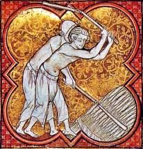 thresh bnf12834, fol. 64 1270