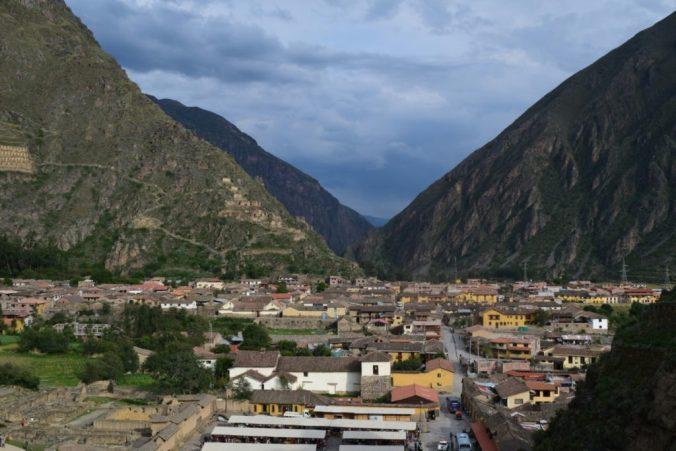 Ollantaytambo with GAdventures