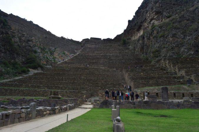 Ollantaytambo Inca Trail GADVENTURES