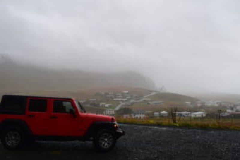 Jeep Super Camper Iceland