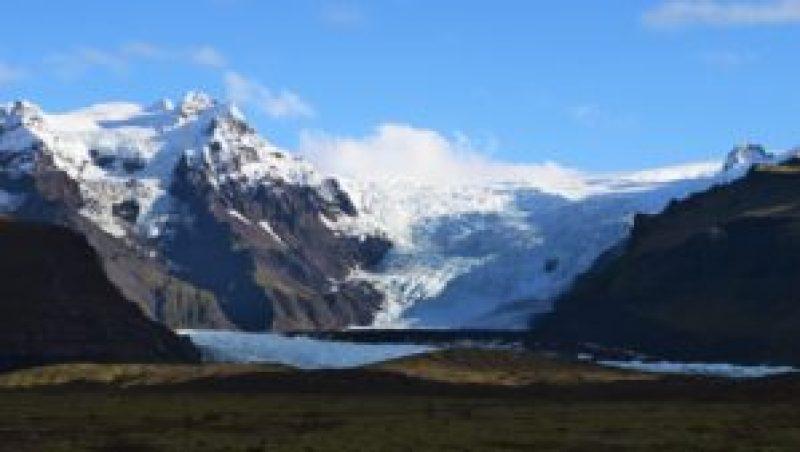 Skaftafell Iceland's South Coast