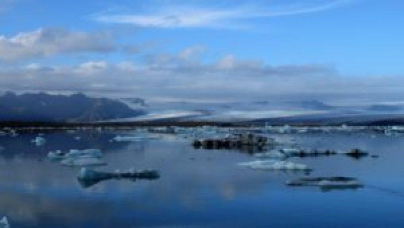 Jokulsarlon Iceland's South Coast