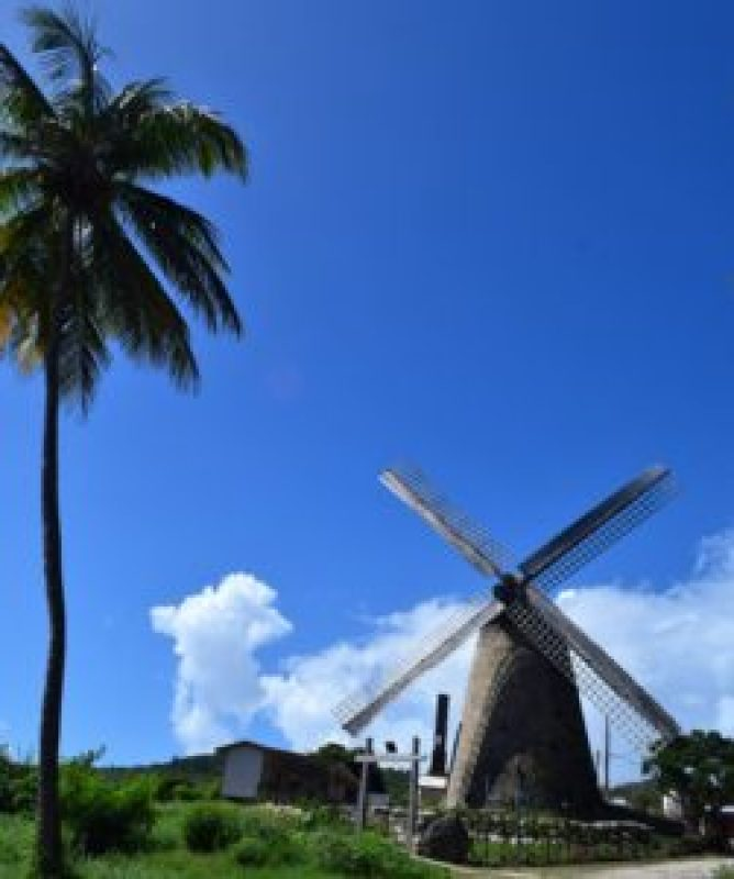 Morgan Lewis Windmill Barbados: Island Tour of Barbados