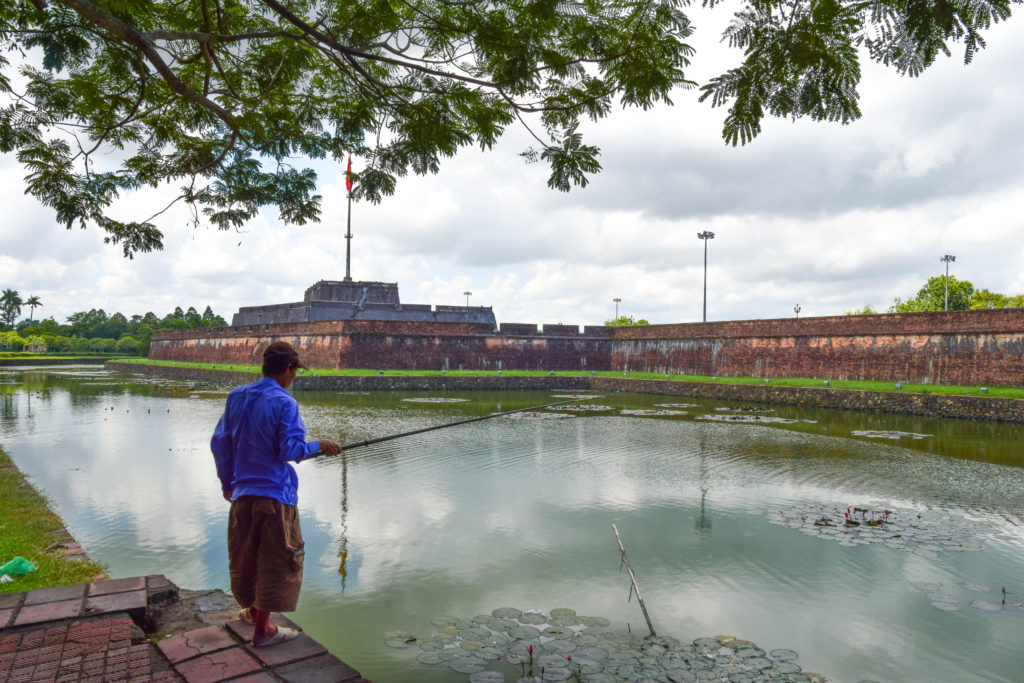 One Week in Vietnam: A view of The Imperial City