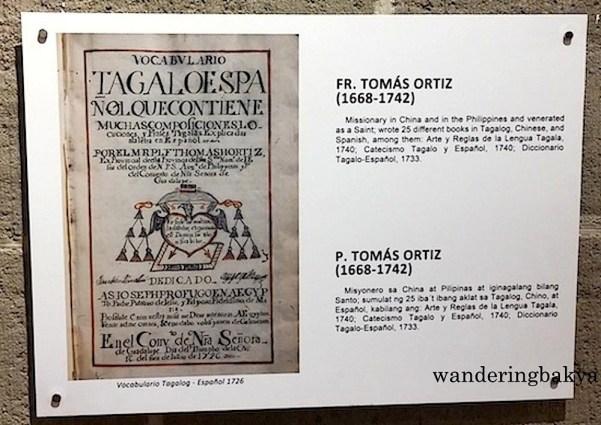 Vocabulario Tagalog - Español