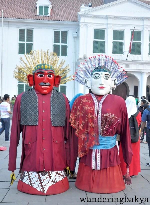 Ondel-ondel, Jakarta mascots
