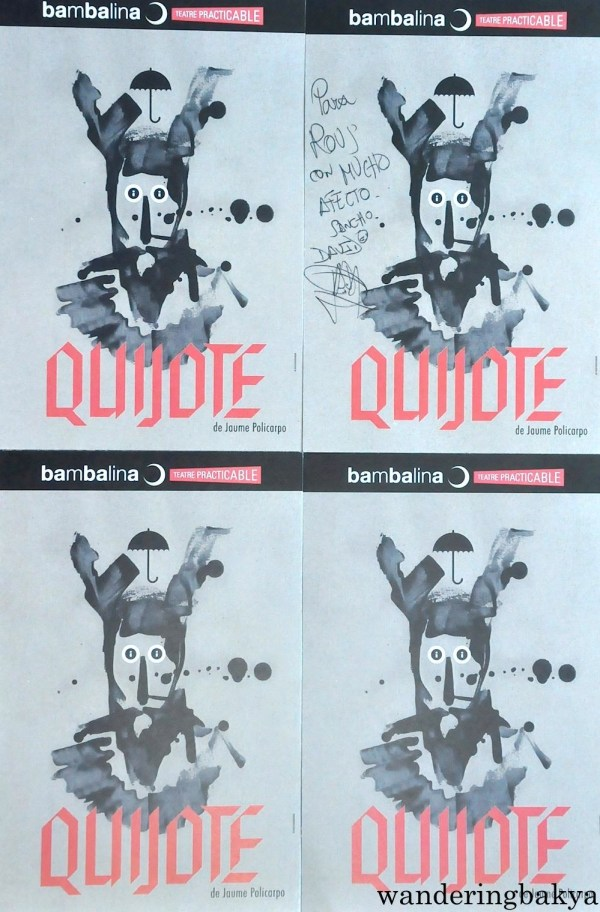 Quijote by Bambalina