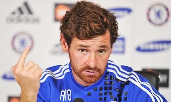 André Villas-Boas. Photo by Darren Walsh/Chelsea FC.