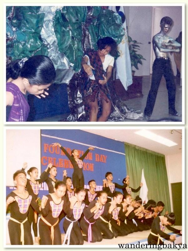 School presentations na kinakarir. Photos courtesy of Jed.