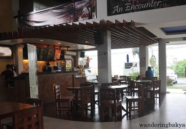Caffé San'Antonio in Silang, Cavite.