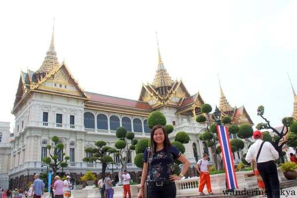 The Chakri Group of The Grand Palace