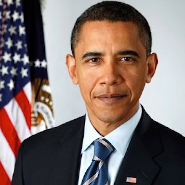 US President Barack Obama. Photo from biography.com