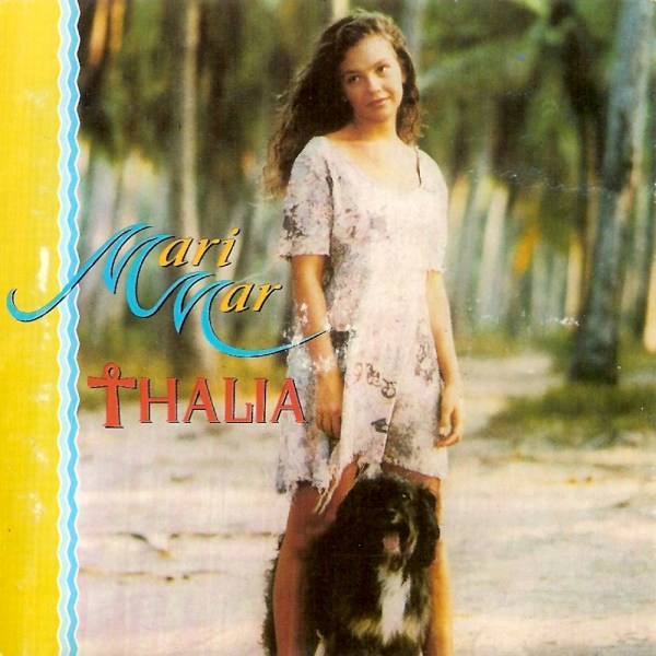 Thalia as MariMar. Photo from coverlib.com
