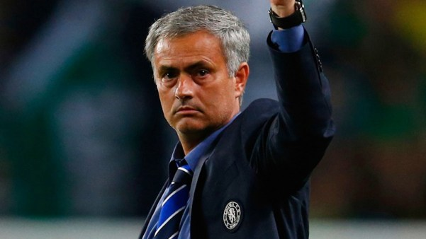 Chelsea FC manager José Mourinho. Photo from skysports.com.