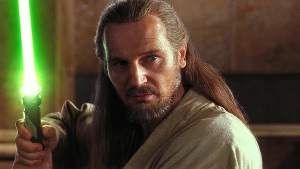 Star Wars' Quin-Gon Jinn. Photo from starwars.com
