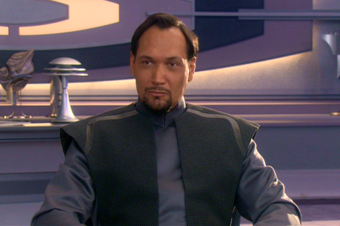 Star Wars' Bail Organa. Photo from starwars.wikia.com
