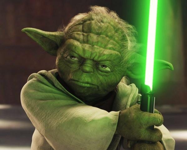 Star Wars' Yoda. Photo from techtimes.com