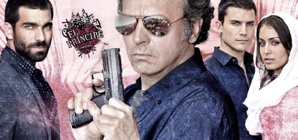 The Spanish TV series El Príncipe - Season II. Photo from sales.mediaset.es