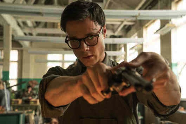The Man in the High Castle's Frank Frink (Rupert Evans) . Photo from vulture.com