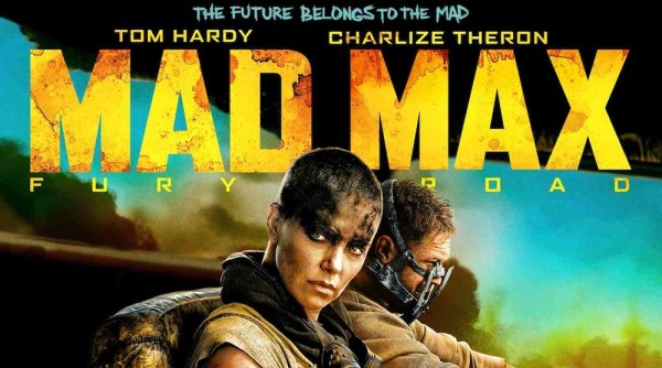George Miller's Mad Max: Fury Road. Photo from geeksofdoom.com