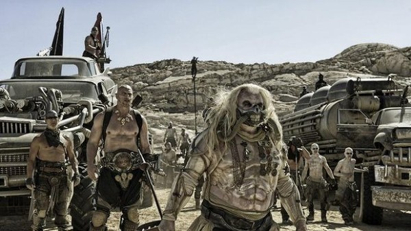 Mad Max: Fury Road's Immortan Joe (Hugh Keays-Byrne). Photo from smh.com.au