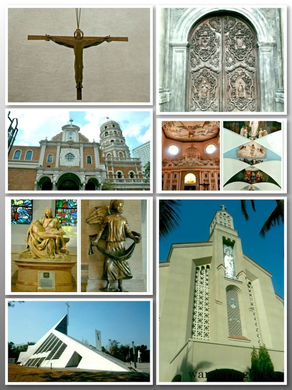 Visita Iglesia in the Philippines.