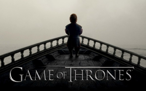 Poster of Game of Thrones Season V. Photo from battleroyalewithcheese.