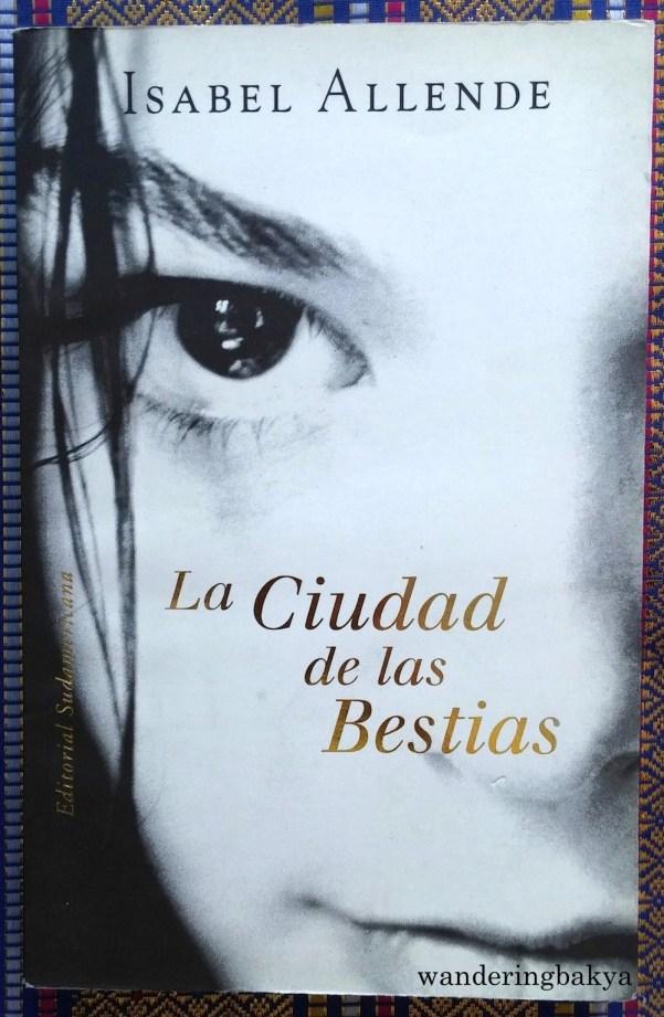 La Ciudad de las Bestias by Isabel Allende. It is as old and as untouched as Hija de la Fortuna.